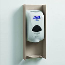 Peter Pepper Sanitizer Housing with Drip Dish