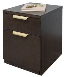 """24""""H Two Drawer Rolling File"""