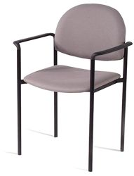 Exam Room Guest Chair with Arms