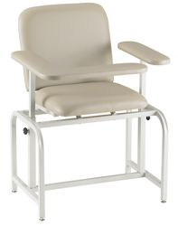 Phlebotomy Chair with Padded Armrest