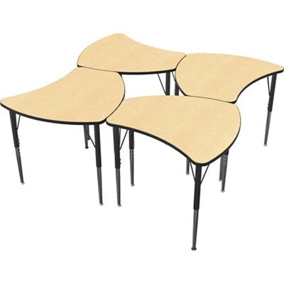 Four Desk Set