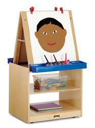 Children's Two-Station Art Center
