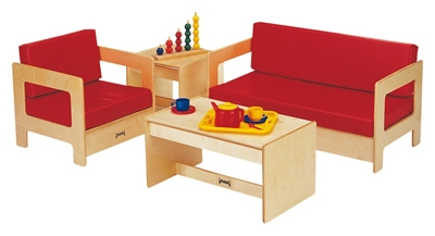 Children's Living Room Play Set