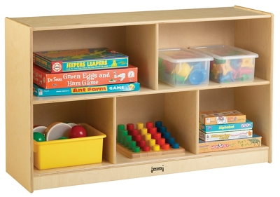 Children's Low Mobile Storage Unit