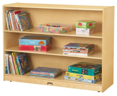 Children's Super-Size Adjustable Straight Shelf Storage