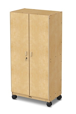 Classroom Double-Door Storage Cabinet