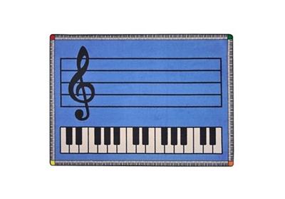 Play Along Music Carpet 64 x 92