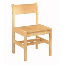 Wooden Library Chair