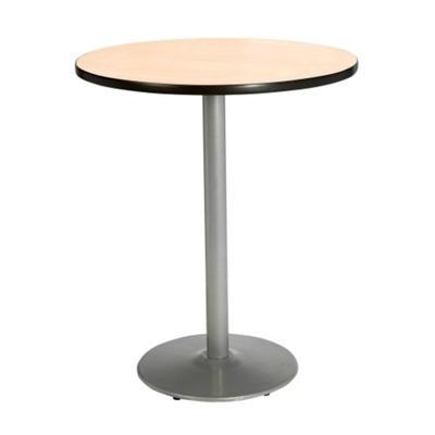 "Round Bar Height Pedestal Table - 36"" Diameter"