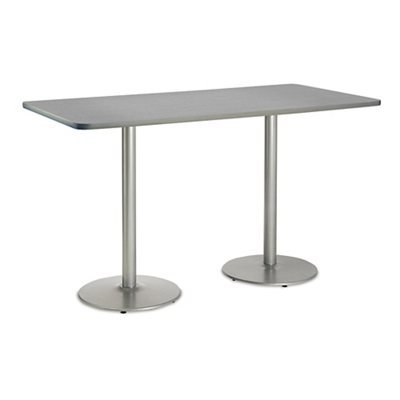 "Figo Bar Height Table - 72""W x 30""D"