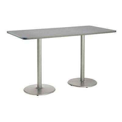 """Figo Bar Height Table - 72""""W x 36""""D"""