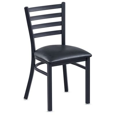 Slat Back Cafe Chair