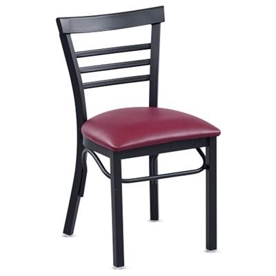 Ladder Back Cafe Chair