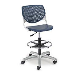 Figo Stool with Polypropylene Seat
