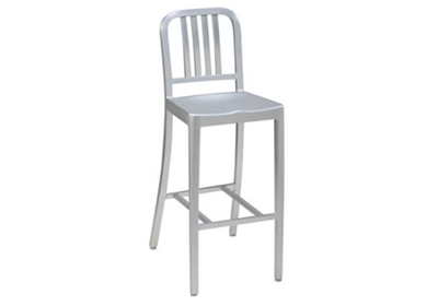 Aluminum Bar Height Stool
