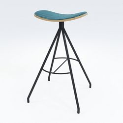 Bodi Fabric Seat Stool