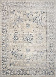 "kathy ireland by Nourison Bordered Vintage Area Rug 5'3""W x 7'7""D"