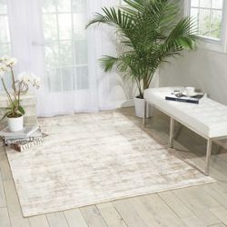 kathy ireland by Nourison Luminous Area Rug 8'W x 11'D