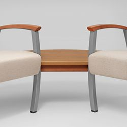 "Corner Ganging Table - 45""W"