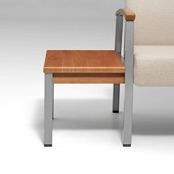 """Left End Ganging Table - 15.5""""W"""
