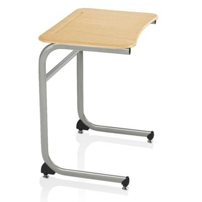 "Cantilever Laminate Top Desk - 27""H"