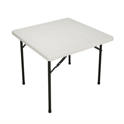 Lightweight Square Folding Table   36   41549 And More Lifetime Guarantee