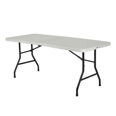 "Lightweight Bi-Fold Table - 72"" x 30"""