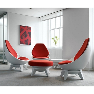 Five Piece Collaborative Lounge Set
