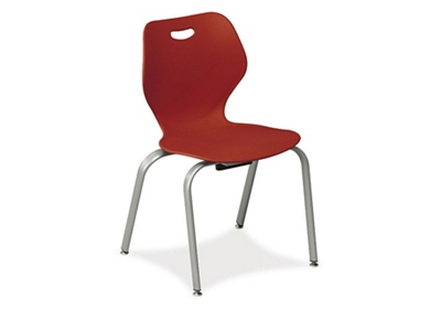 "4 Leg Stack Chair 18""H"