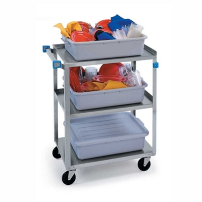 """Lakeside 24""""x16"""" Utility Cart Supports 500 lbs"""