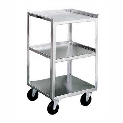 "Lakeside 19""x17"" Mobile Three Shelf Equipment Stan"