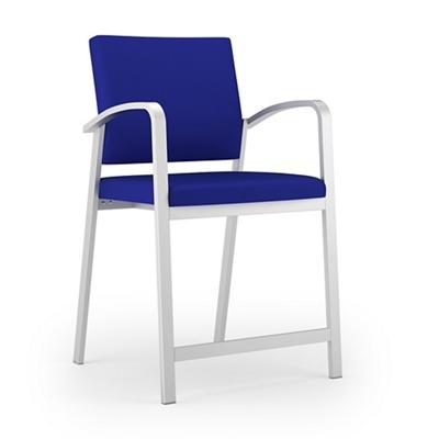 Vinyl Oversized Hip Chair