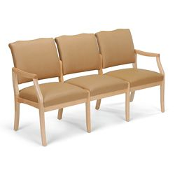 Spencer Three Seater Fabric Sofa