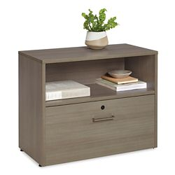 "30""W Lateral File with Storage"