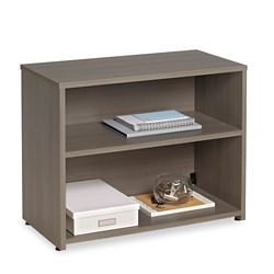 "Simple Assembly 24""H Two-Shelf Bookcase"