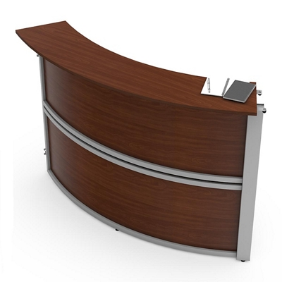 Magellan Reception Desk Add-On