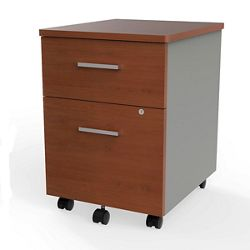 Magellan Mobile Two-Drawer Pedestal