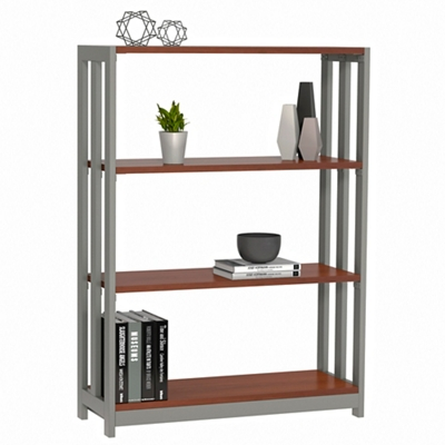 "Magellan Four Shelf Bookcase - 31.5""W x 11.5""D"