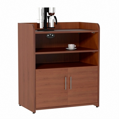 """Magellan Storage Credenza with Shelves - 30""""W x 18.75""""D"""