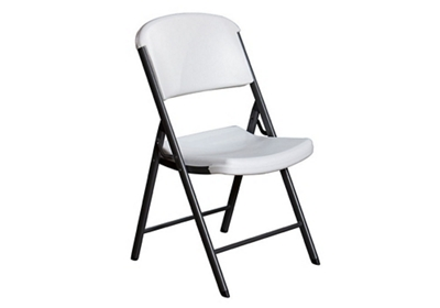 Contoured Folding Chair