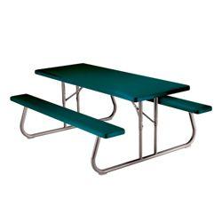 Foldable Picnic Table - 6 ft