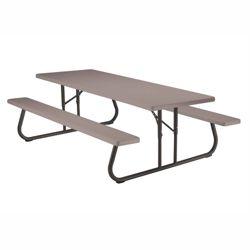 Foldable Picnic Table - 8 ft