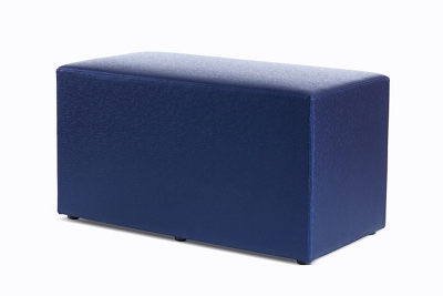 "Rectangular Pediatric Ottoman - 18""H"