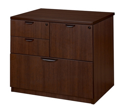 Combo Lateral File Cabinet