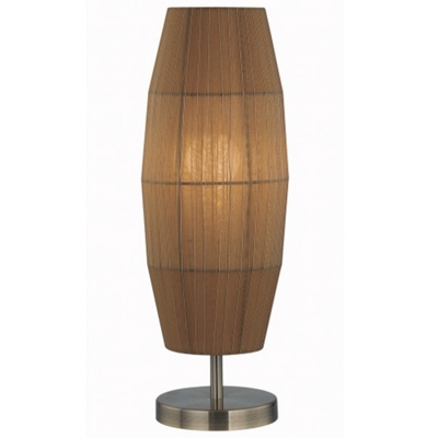 Table Lamp with Organza Shade