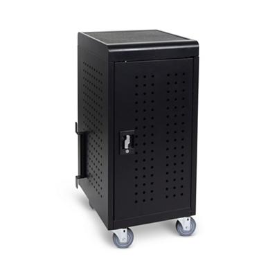 """Locking 24 Tablet Charging Cart -32.9""""H"""