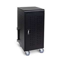 "Locking 24 Tablet Charging Cart -32.9""H"