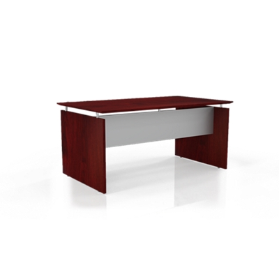 "Floating Top Executive Desk - 72""W"