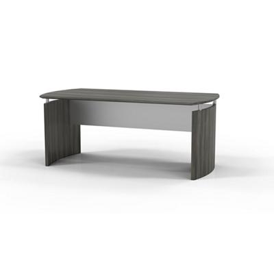 "Contemporary Executive Desk - 72""W x 36""D"