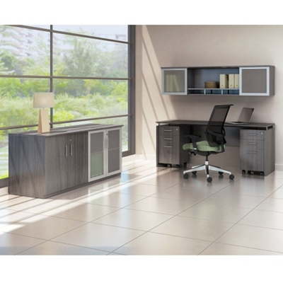 Contemporary Managers Office Set